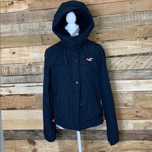 Jacket Hollister Dark Blue